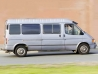 Airport shuttle bus service