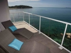 Relax on the penthouse balcony